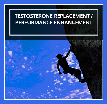 Testosterone Replacement Performance Enhancement